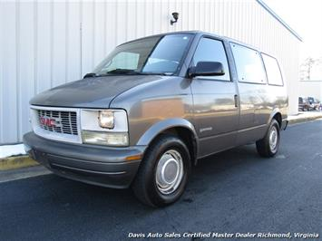 1999 GMC Safari Astro Chevrolet SL One Owner Government Owned Vortec Passenger Van