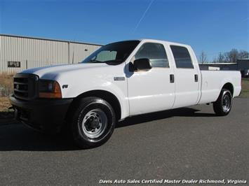 2001 Ford F-350 Super Duty XL Crew Cab Long Bed Work Truck