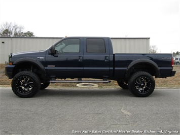 2004 Ford F-250 Super Duty Lariat FX4 Diesel Lifted 4X4 Crew Cab - Photo 2 - Richmond, VA 23237