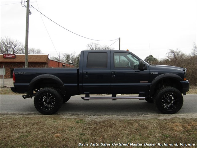 2004 Ford F-250 Super Duty Lariat FX4 Diesel Lifted 4X4 Crew Cab - Photo 13 - Richmond, VA 23237