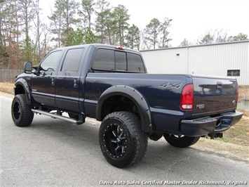 2004 Ford F-250 Super Duty Lariat FX4 Diesel Lifted 4X4 Crew Cab - Photo 3 - Richmond, VA 23237
