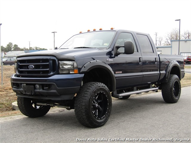 2004 Ford F-250 Super Duty Lariat FX4 Diesel Lifted 4X4 Crew Cab - Photo 1 - Richmond, VA 23237
