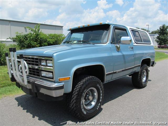 1991 chevy k5 blazer for sale
