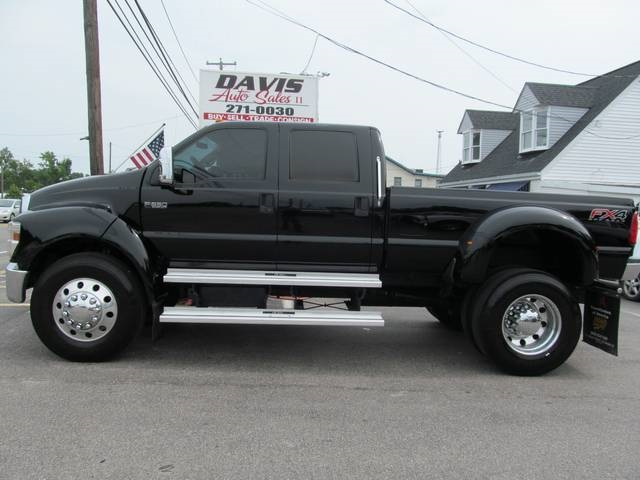 2006 ford f650 pickup (sold)