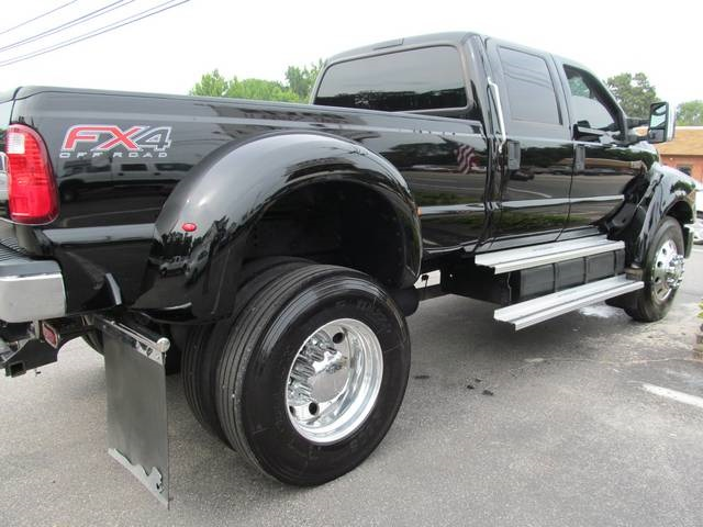 2006 Ford F650 Pickup Sold