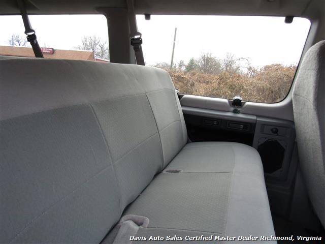2007 Ford E-350 Super Duty XLT 12 Passenger E-Series Econoline Wagon - Photo 21 - Richmond, VA 23237