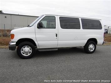 2007 Ford E-350 Super Duty XLT 12 Passenger E-Series Econoline Wagon - Photo 25 - Richmond, VA 23237