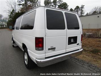 2007 Ford E-350 Super Duty XLT 12 Passenger E-Series Econoline Wagon - Photo 3 - Richmond, VA 23237