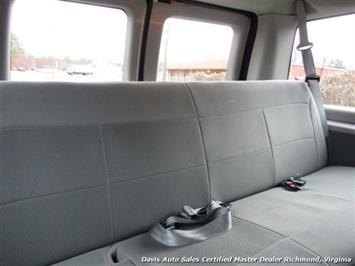 2007 Ford E-350 Super Duty XLT 12 Passenger E-Series Econoline Wagon - Photo 22 - Richmond, VA 23237