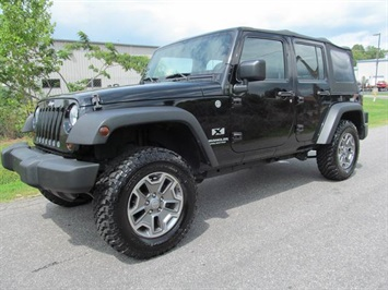 2007 Jeep Wrangler Unlimited X SUV