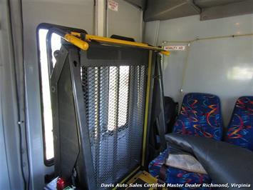 2007 Ford E450 Super Duty Startrans Passenger Shuttle Bus Wheelchair Accessable DRW - Photo 8 - Richmond, VA 23237