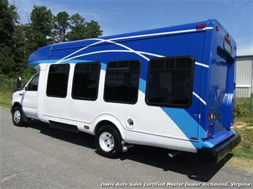 2007 Ford E450 Super Duty Startrans Passenger Shuttle Bus Wheelchair Accessable DRW - Photo 3 - Richmond, VA 23237