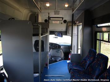 2007 Ford E450 Super Duty Startrans Passenger Shuttle Bus Wheelchair Accessable DRW - Photo 34 - Richmond, VA 23237