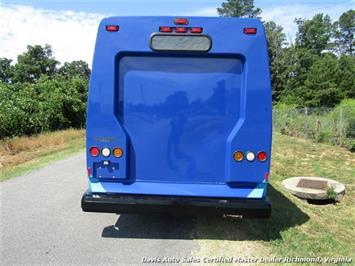 2007 Ford E450 Super Duty Startrans Passenger Shuttle Bus Wheelchair Accessable DRW - Photo 4 - Richmond, VA 23237