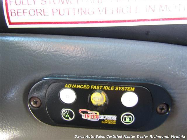 2007 Ford E450 Super Duty Startrans Passenger Shuttle Bus Wheelchair Accessable DRW - Photo 30 - Richmond, VA 23237