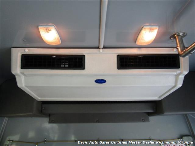 2007 Ford E450 Super Duty Startrans Passenger Shuttle Bus Wheelchair Accessable DRW - Photo 23 - Richmond, VA 23237
