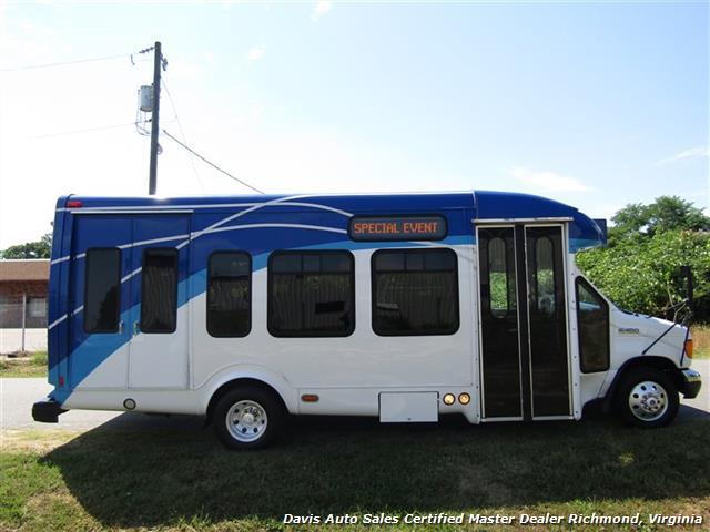 2007 Ford E450 Super Duty Startrans Passenger Shuttle Bus Wheelchair Accessable DRW - Photo 11 - Richmond, VA 23237