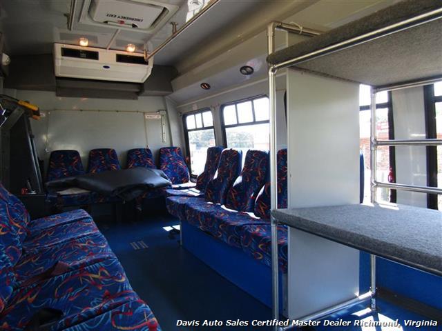 2007 Ford E450 Super Duty Startrans Passenger Shuttle Bus Wheelchair Accessable DRW - Photo 22 - Richmond, VA 23237