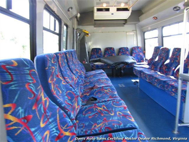 2007 Ford E450 Super Duty Startrans Passenger Shuttle Bus Wheelchair Accessable DRW - Photo 21 - Richmond, VA 23237