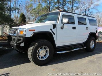 2004 Hummer H2 Adventure Series SUV