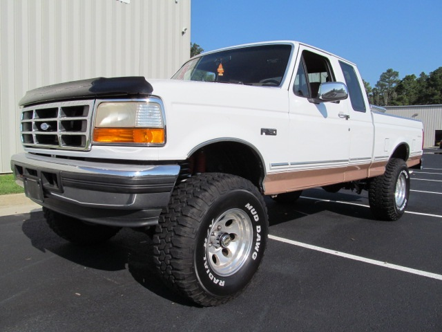 1995 Ford F 150 Ed Bauer Sold Photo 1 Richmond