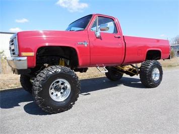1985 Chevrolet C/K 10 Series K10 Truck