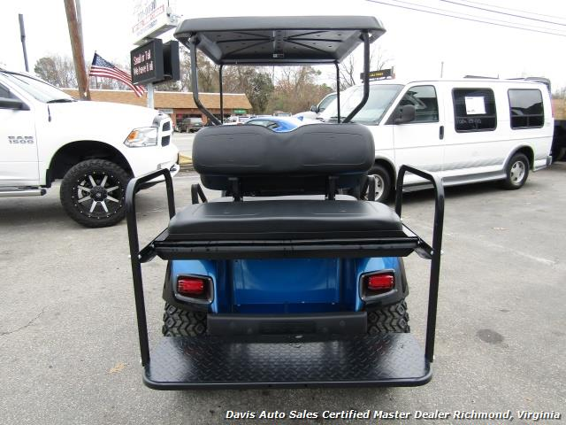 2002 E-Z-GO Golf Cart TXT Standard Electric 36 V Custom Lifted Accessorized - Photo 11 - Richmond, VA 23237