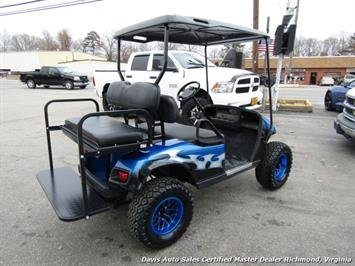 2002 E-Z-GO Golf Cart TXT Standard Electric 36 V Custom Lifted Accessorized - Photo 3 - Richmond, VA 23237