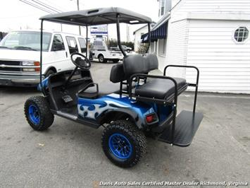 2002 E-Z-GO Golf Cart TXT Standard Electric 36 V Custom Lifted Accessorized - Photo 2 - Richmond, VA 23237