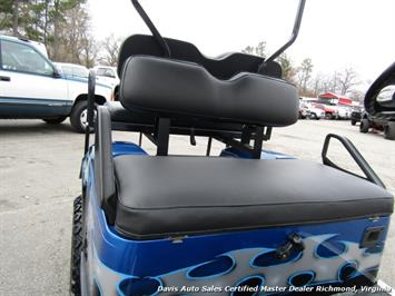 2002 E-Z-GO Golf Cart TXT Standard Electric 36 V Custom Lifted Accessorized - Photo 14 - Richmond, VA 23237