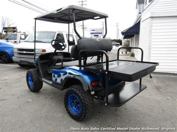 2002 E-Z-GO Golf Cart TXT Standard Electric 36 V Custom Lifted Accessorized - Photo 10 - Richmond, VA 23237