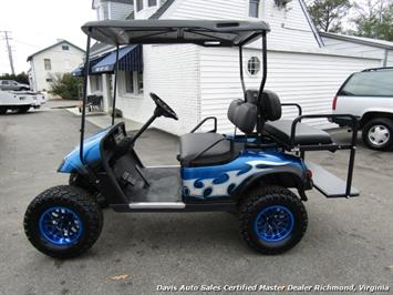 2002 E-Z-GO Golf Cart TXT Standard Electric 36 V Custom Lifted Accessorized - Photo 8 - Richmond, VA 23237