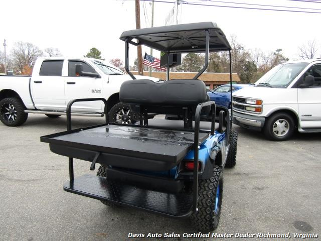 2002 E-Z-GO Golf Cart TXT Standard Electric 36 V Custom Lifted Accessorized - Photo 9 - Richmond, VA 23237