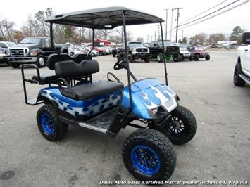 2002 E-Z-GO Golf Cart TXT Standard Electric 36 V Custom Lifted Accessorized - Photo 4 - Richmond, VA 23237