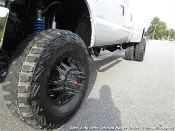 2008 Ford F-350 Super Duty Lariat Turbo Diesel Lifted 4X4 Dually Crew Cab Long Bed - Photo 27 - Richmond, VA 23237