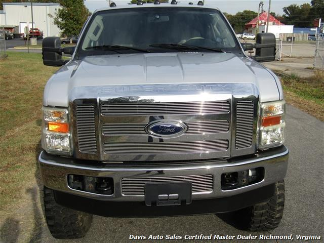 2008 Ford F-350 Super Duty Lariat Turbo Diesel Lifted 4X4 Dually Crew Cab Long Bed - Photo 31 - Richmond, VA 23237