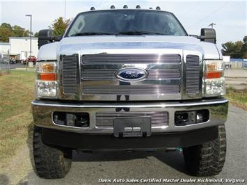 2008 Ford F-350 Super Duty Lariat Turbo Diesel Lifted 4X4 Dually Crew Cab Long Bed - Photo 14 - Richmond, VA 23237