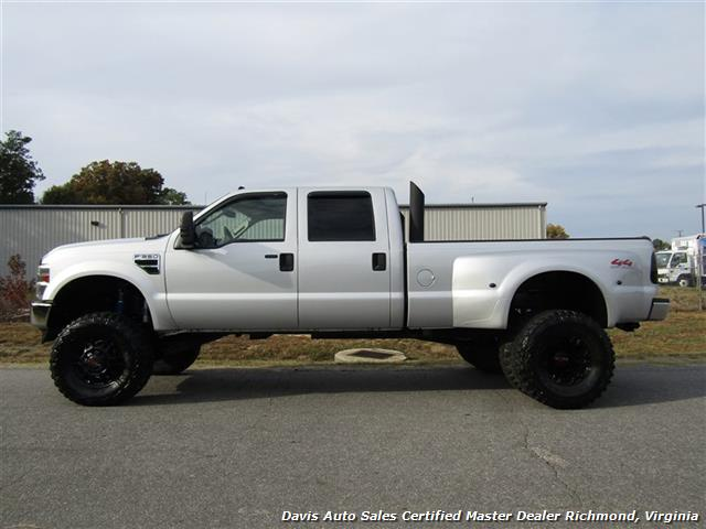 2008 Ford F-350 Super Duty Lariat Turbo Diesel Lifted 4X4 Dually Crew Cab Long Bed - Photo 2 - Richmond, VA 23237
