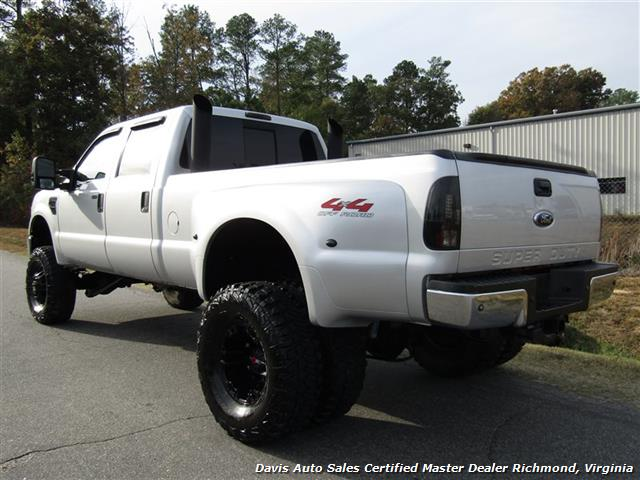 2008 Ford F-350 Super Duty Lariat Turbo Diesel Lifted 4X4 Dually Crew Cab Long Bed - Photo 3 - Richmond, VA 23237