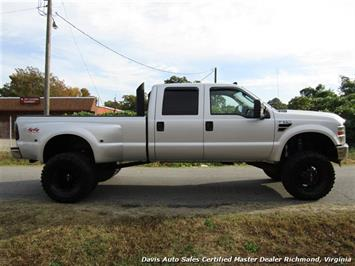 2008 Ford F-350 Super Duty Lariat Turbo Diesel Lifted 4X4 Dually Crew Cab Long Bed - Photo 12 - Richmond, VA 23237