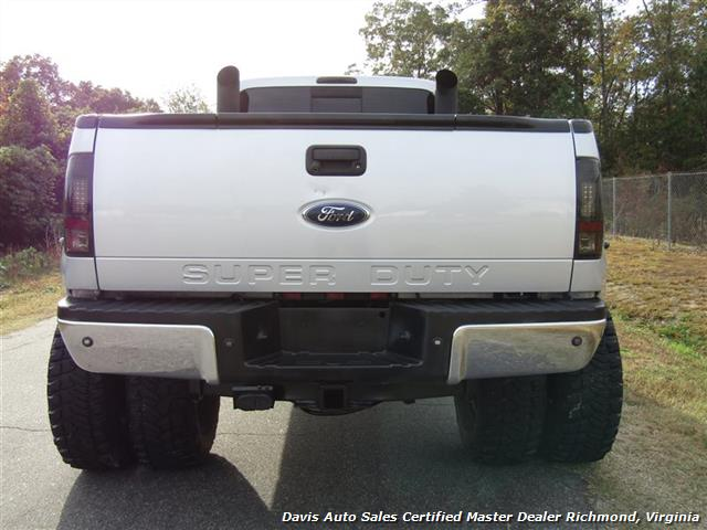 2008 Ford F-350 Super Duty Lariat Turbo Diesel Lifted 4X4 Dually Crew Cab Long Bed - Photo 4 - Richmond, VA 23237