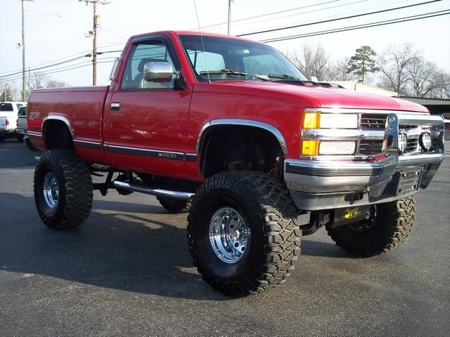 Davis Auto Sales Photos For 1994 Chevrolet K1500 Cheyenne