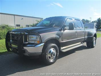 2002 Ford F-350 Super Duty Lariat LE Banks Power 7.3 4X4 Crew LB Truck