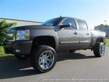 2011 Chevrolet Silverado 1500 Lifted LTZ Z71 4X4 Off Road Crew Cab Short Bed Truck