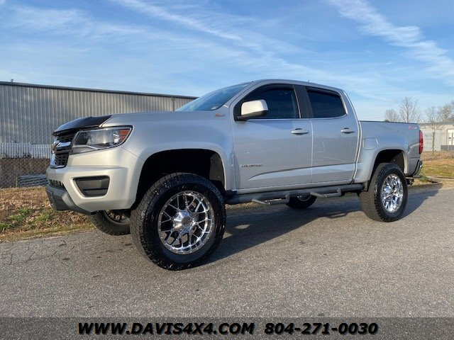 2016 Chevrolet Colorado Crew Cab Lifted ALC Package 4x photo