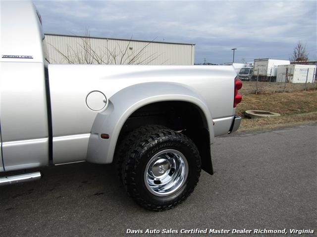 Poly Fenders Dually Trucks : Dodge ram slt mega cab dually diesel truck