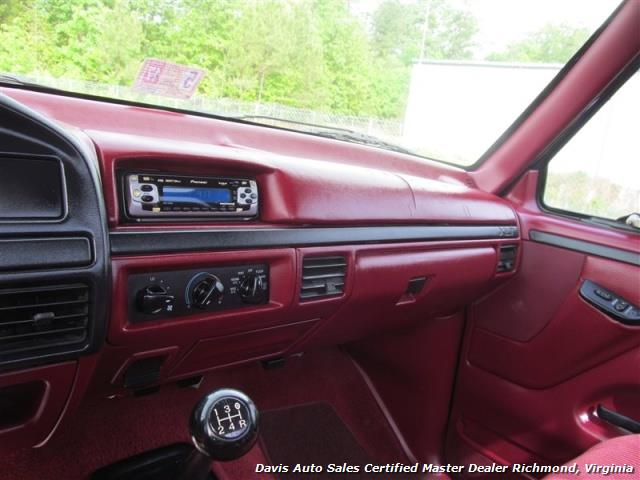 1996 ford f 150 xlt manual 4x4 regular cab short bed rh davis4x4 com ford f150 manual 2018 ford f150 manual 2010