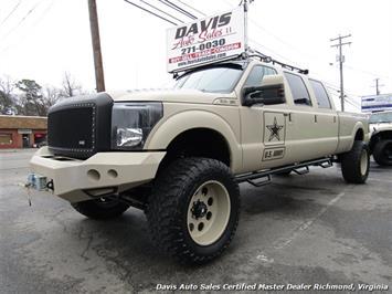 2008 Ford F-350 Super Duty Lariat 6.4 Diesel Lifted 4X4 6 Door Truck