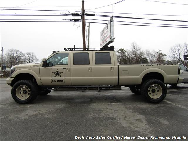 Ford F350 6 Door >> 2008 Ford F 350 Super Duty Lariat 6 4 Diesel Lifted 4x4 6 Door