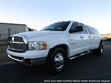 2004 Dodge Ram 3500 Heavy Duty SLT 5.9 Cummins Turbo Diesel 4X4 Dually Truck